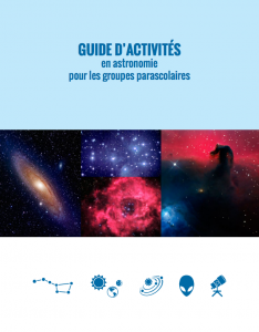 guide activites